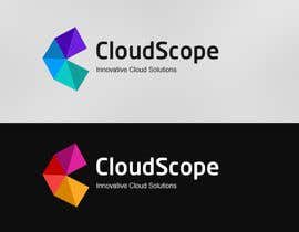 nº 117 pour Logo Design for CloudScope par praxlab