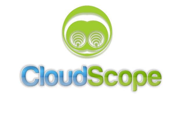 Inscrição nº 574 do Concurso para Logo Design for CloudScope