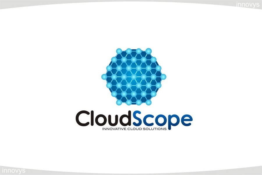 Contest Entry #                                        570                                      for                                         Logo Design for CloudScope