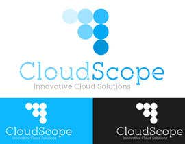 #564 para Logo Design for CloudScope de CrystalCrown365