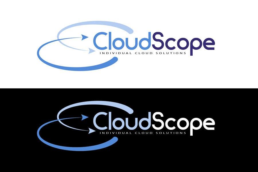 Inscrição nº 403 do Concurso para Logo Design for CloudScope