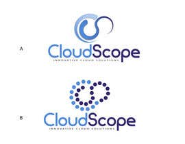 #493 para Logo Design for CloudScope de karayuschij