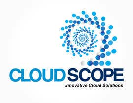 #466 para Logo Design for CloudScope por pupster321