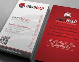 #100 untuk Develop a Corporate Identity for Computer repair company oleh midget