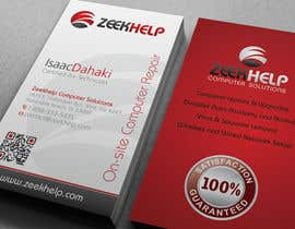 #101 untuk Develop a Corporate Identity for Computer repair company oleh midget