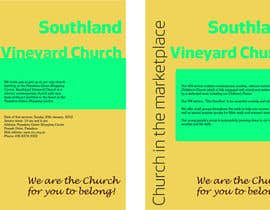 nº 76 pour Flyer Design for Southland Vineyard Church par conmeocondilac