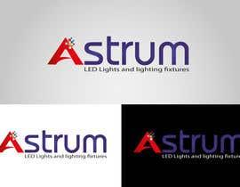 #306 para logo for astrum por woow7