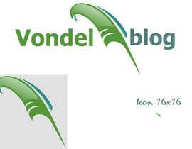 nº 3 pour Design a Logo for www.vondelblog.com par ajdinkadic