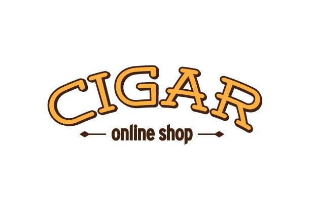Inscrição nº 30 do Concurso para Logo Design for Cigar Online Shop