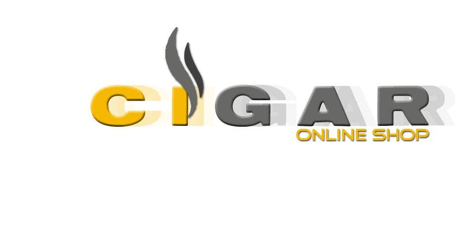Inscrição nº 215 do Concurso para Logo Design for Cigar Online Shop