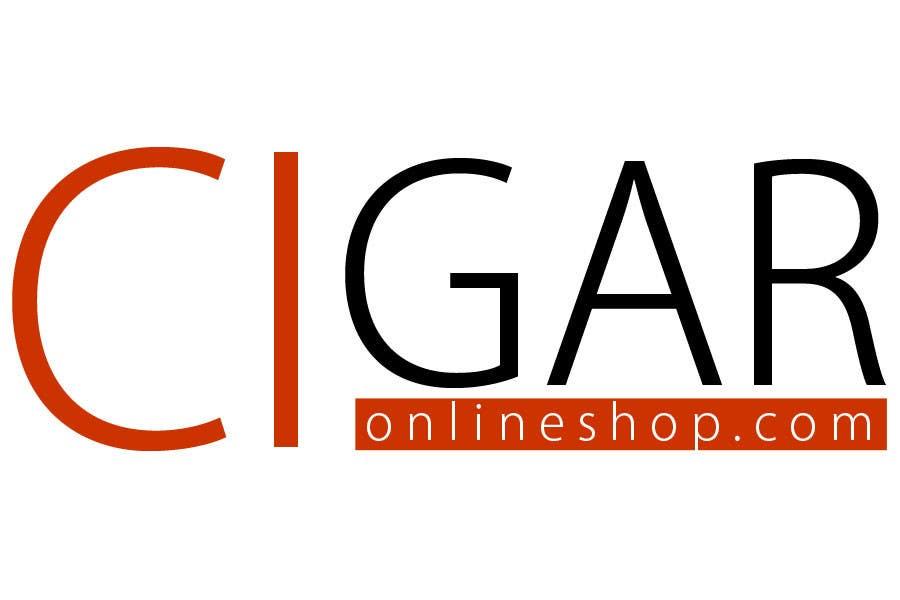 Inscrição nº 111 do Concurso para Logo Design for Cigar Online Shop