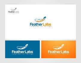 nº 33 pour Design a Logo for Feather Labs par entben12