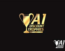 #65 for Design a Logo for A-1 Discount Trophies by whizzdesign