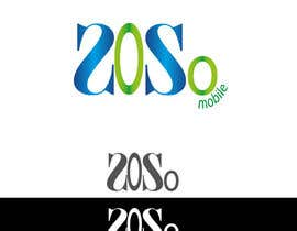#66 for Design a Logo for ZOSO Mobile af mimouu