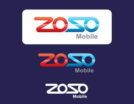 #59 para Design a Logo for ZOSO Mobile por prasanthmangad