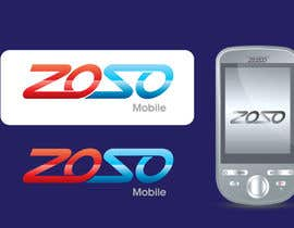 #64 for Design a Logo for ZOSO Mobile af prasanthmangad
