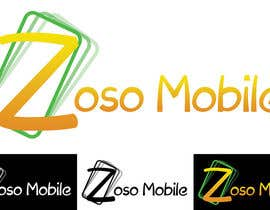 #71 for Design a Logo for ZOSO Mobile af Wosiu