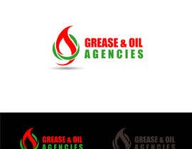#49 for Design a Logo for GREASE & OIL AGENCIES af ideaz13