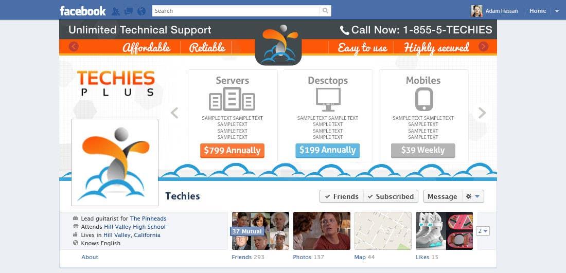 Bài tham dự cuộc thi #                                        21                                      cho                                         Facebook Cover Banner Design