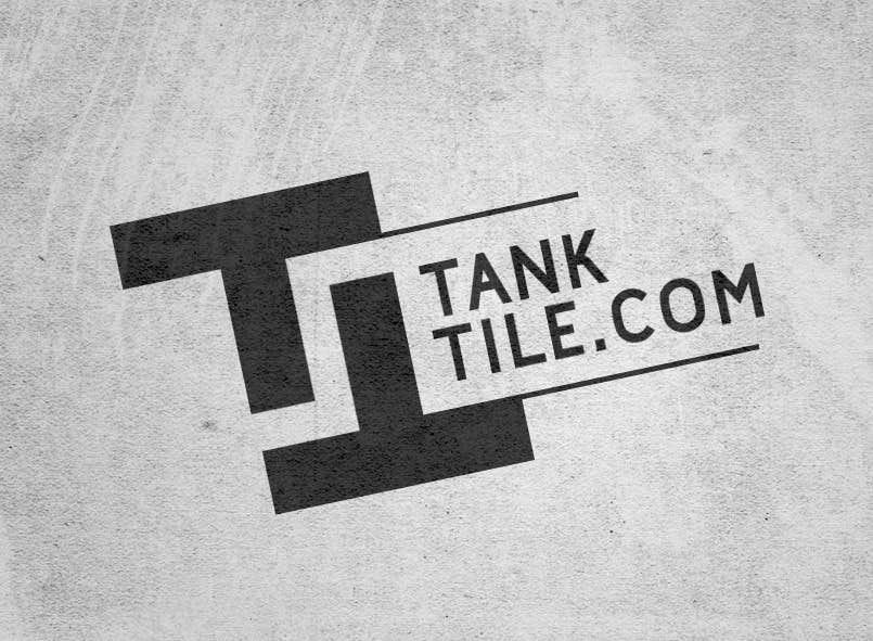 Kilpailutyö #89 kilpailussa Design a Logo for Tank Tile