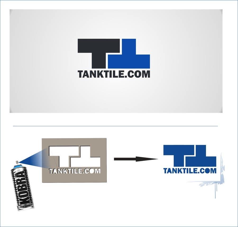 Kilpailutyö #46 kilpailussa Design a Logo for Tank Tile