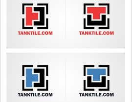 #49 para Design a Logo for Tank Tile por stevepaint