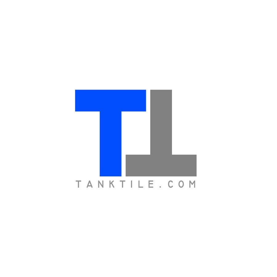 Kilpailutyö #84 kilpailussa Design a Logo for Tank Tile