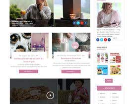 #24 za New astonishing Wordpress template for existing blog od zaxsol
