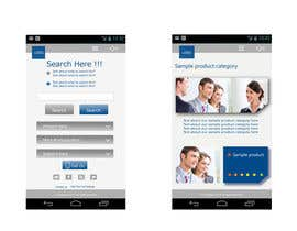 #2 untuk Design a Mobile Website Mockup for a multinational insurance company oleh king5isher