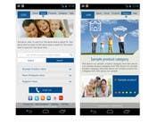 Bài tham dự #9 về Graphic Design cho cuộc thi Design a Mobile Website Mockup for a multinational insurance company