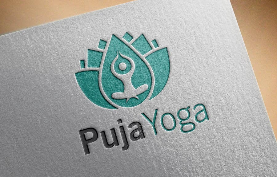 Entry  308 by anoopray for Logo Design for Yoga Company  0b638cbda