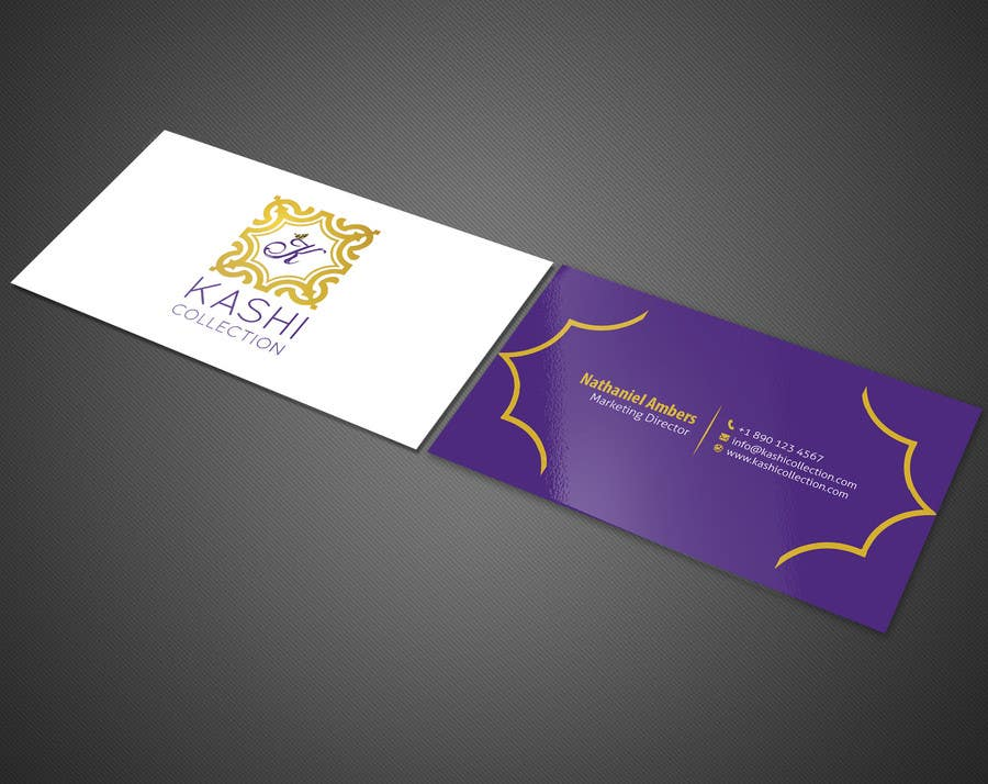 Entry #5 by dnoman20 for Design Business Cards for an International ...
