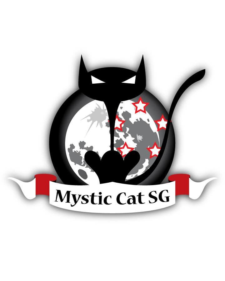 Proposition n°105 du concours Design an elegant Cat logo