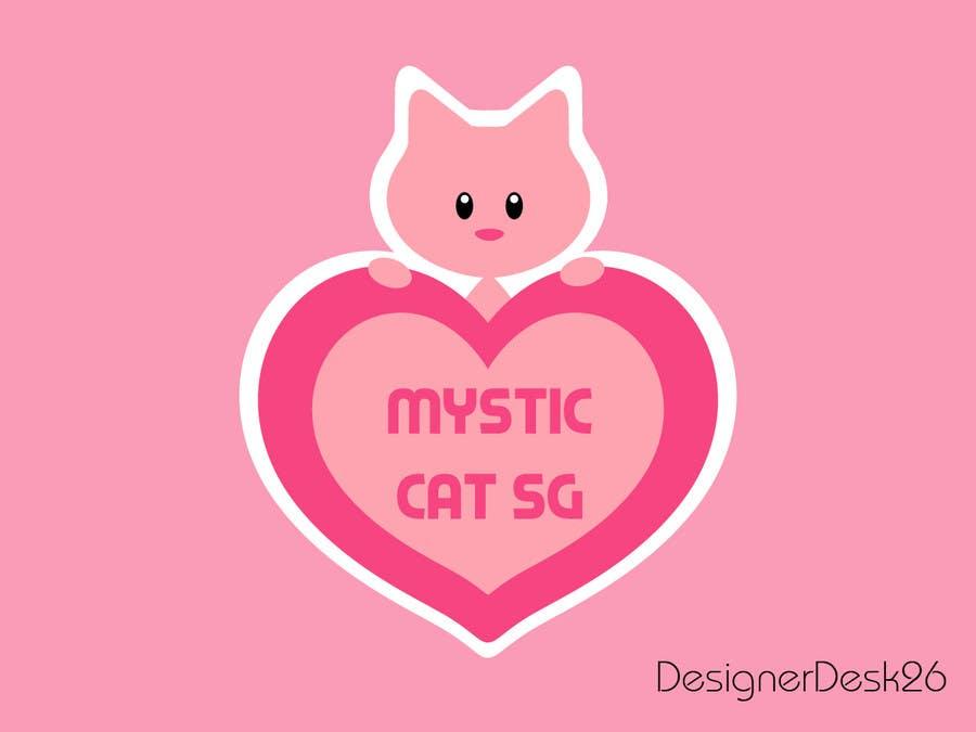 Proposition n°53 du concours Design an elegant Cat logo