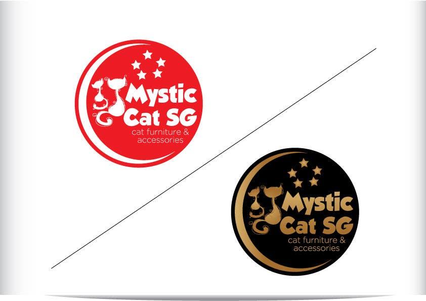 Proposition n°94 du concours Design an elegant Cat logo