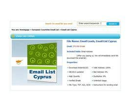 #3 cho Need Cyprus People emails..all Working and Genuine bởi sandanimendis