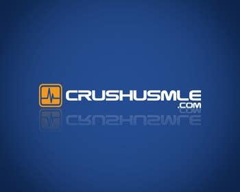zefanyaputra tarafından Design a Logo for crushusmle.com için no 17