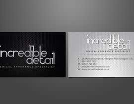 #35 for Design some Business Cards for Car Detailing Company by h4hardip