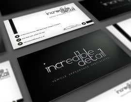 #42 for Design some Business Cards for Car Detailing Company by Artimization