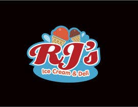 #74 for RJ's Ice Cream and Deli af rueldecastro