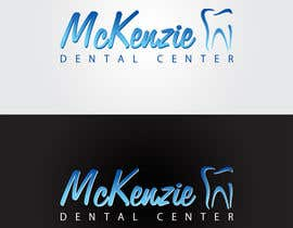 #65 pentru Logo Design for McKenzie Dental Center de către DomenicoMazzano