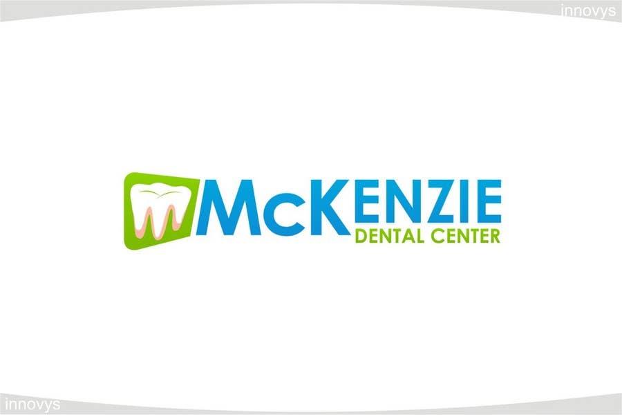 Contest Entry #                                        271                                      for                                         Logo Design for McKenzie Dental Center