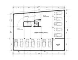 Top Entries - Underground parking garage design on a small ...