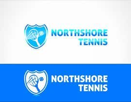 #108 para Logo Design for Northshore Tennis por madcganteng