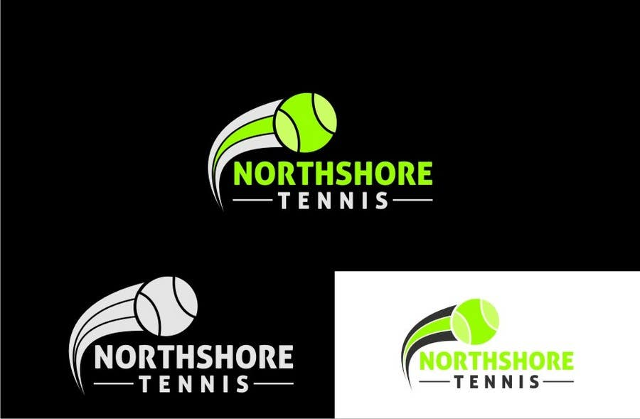 #111 for Logo Design for Northshore Tennis by madcganteng