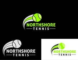 nº 111 pour Logo Design for Northshore Tennis par madcganteng