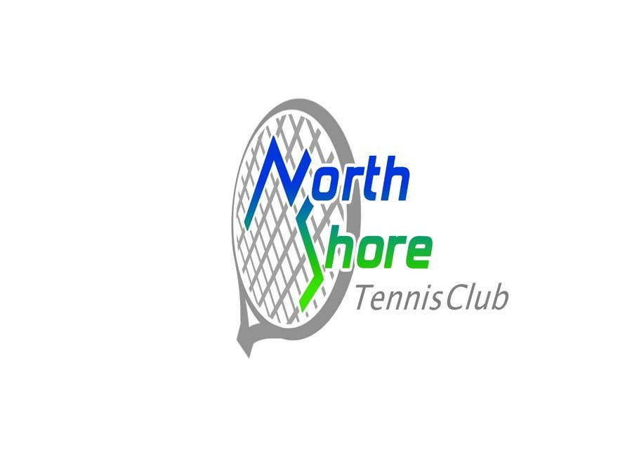 #96 for Logo Design for Northshore Tennis by jadinv
