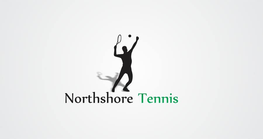 #115 for Logo Design for Northshore Tennis by b0bby123