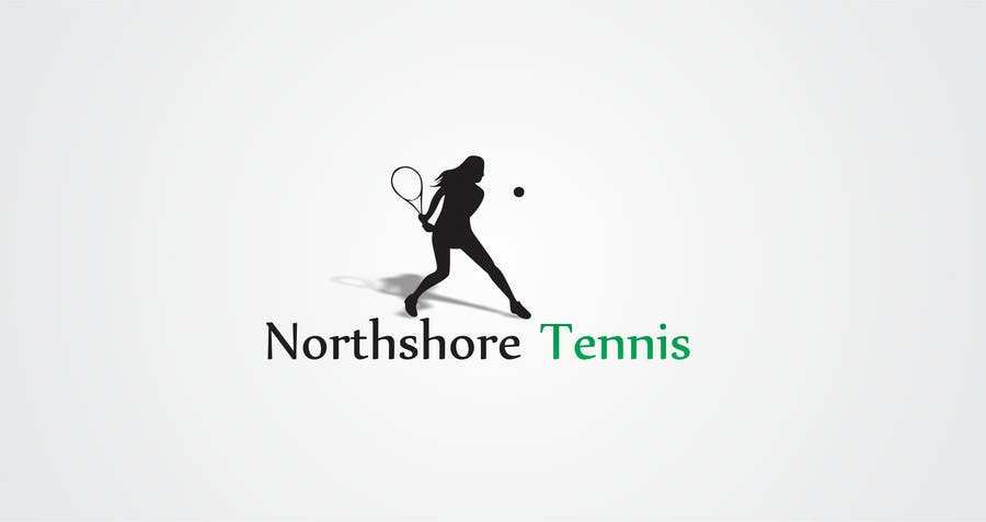 #114 for Logo Design for Northshore Tennis by b0bby123
