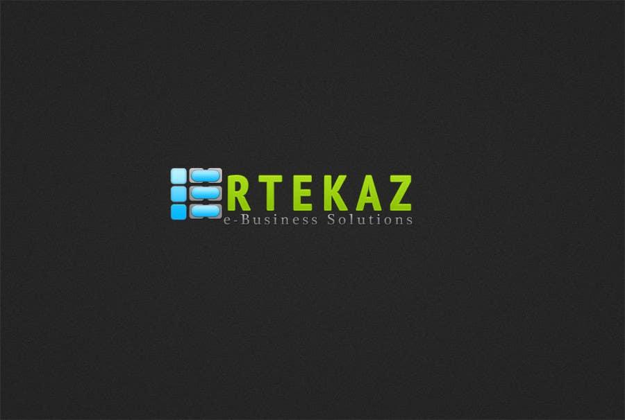 Kilpailutyö #201 kilpailussa Design a Logo for e-Business Company